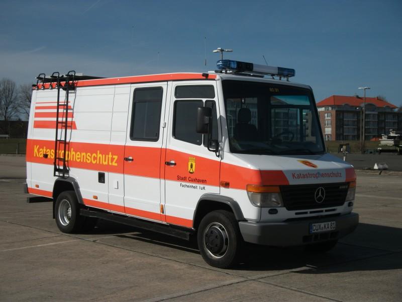 Gerätewagen IuK